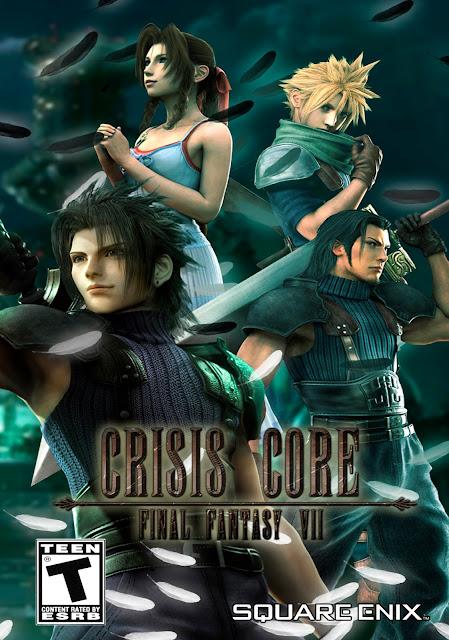 Detonado - Crisis Core: Final Fantasy VII