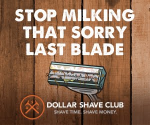 Try Dollar Shave Club Today: