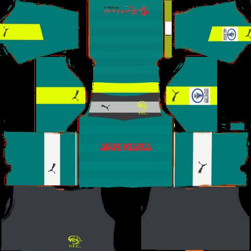 Malaysian league dream league soccer kits