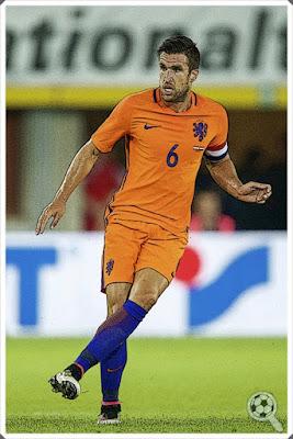 Kevin Strootman Netherlands 2016