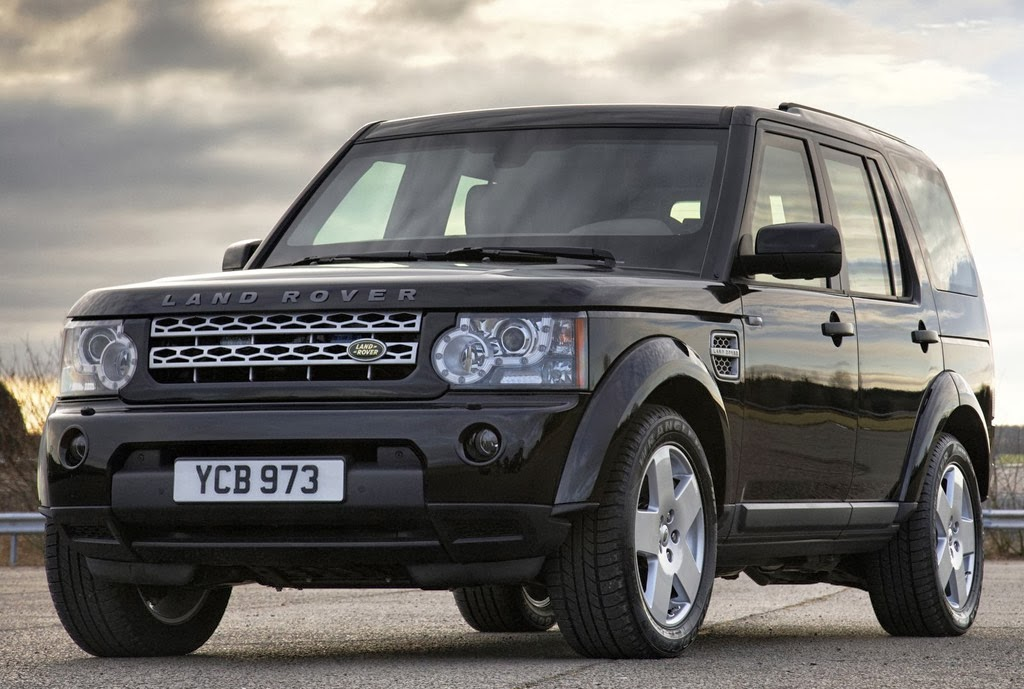 Land Rover Discovery 4 L319 LR4 2010-2012 Workshop Service