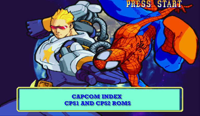 CPS Roms (CPS1 and CPS2) - Download Game PS1 PSP Roms Isos ...