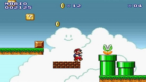 Super Mario Bros PC Game Free Download