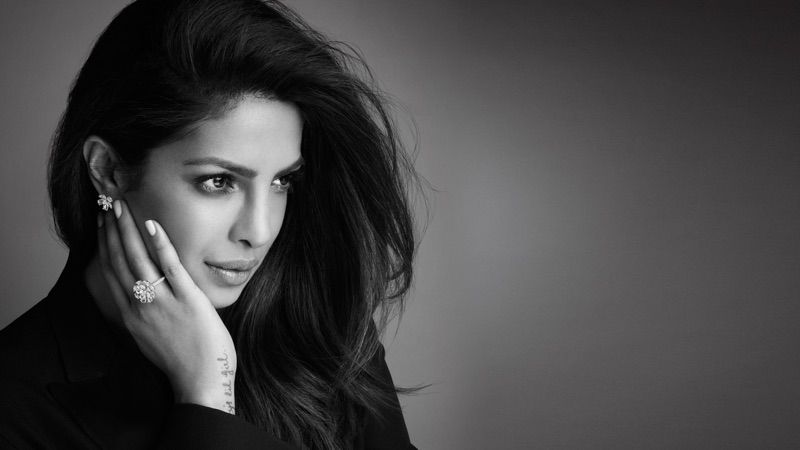 Priyanka Chopra stars in Nirav Modi's 2017 campaign