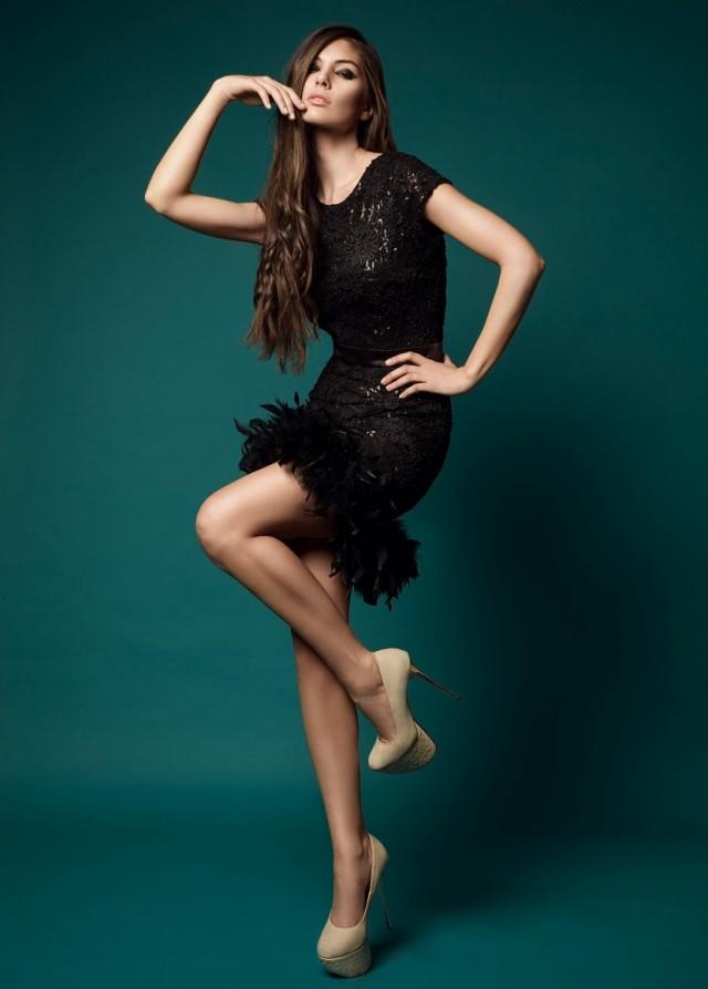 Lindos vestidos de moda | Colección Cristallini