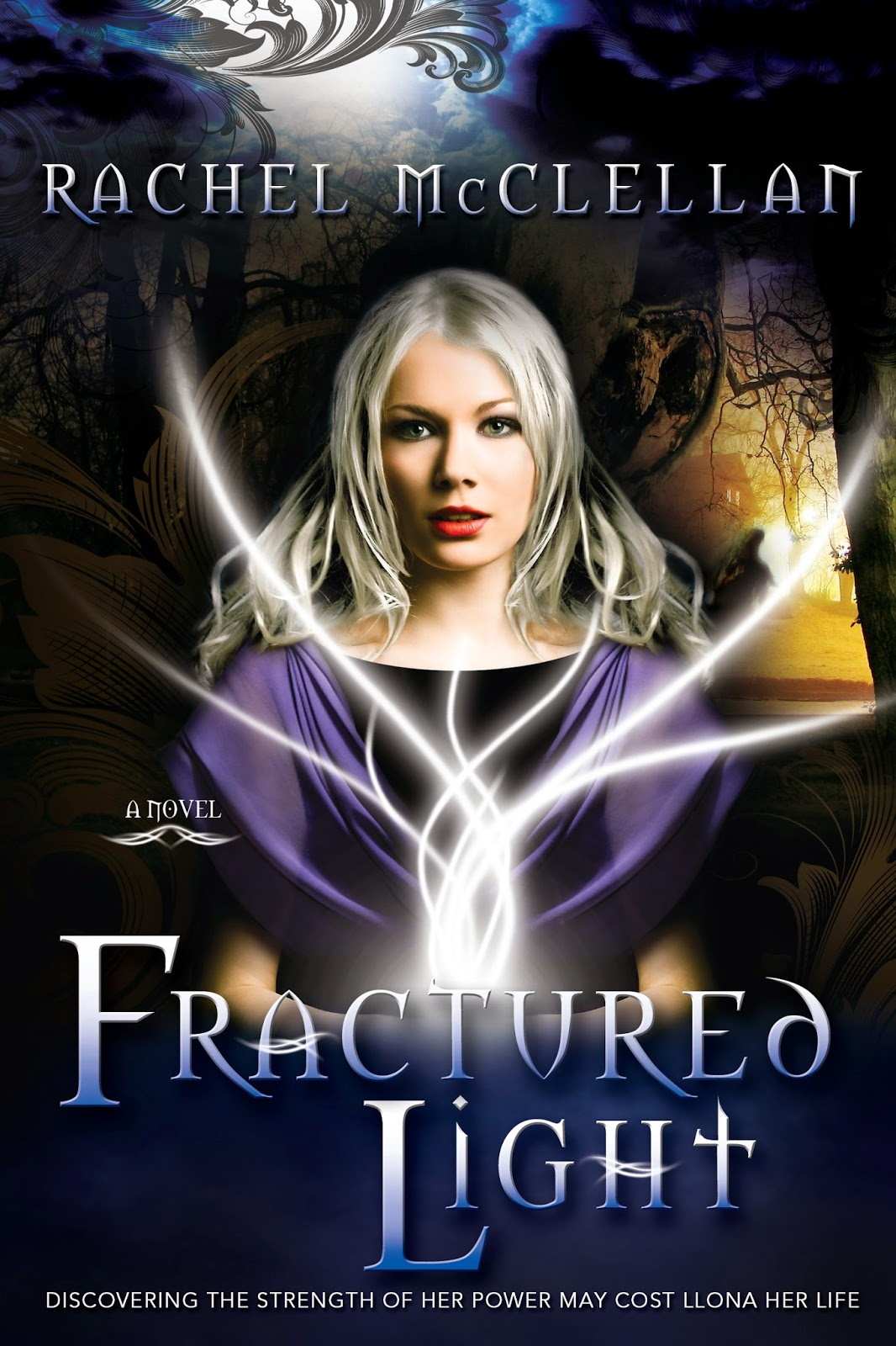 http://www.amazon.com/Fractured-Light-Rachel-McClellan/dp/1599559420/ref=la_B005RFFM9M_1_2?s=books&ie=UTF8&qid=1396458040&sr=1-2