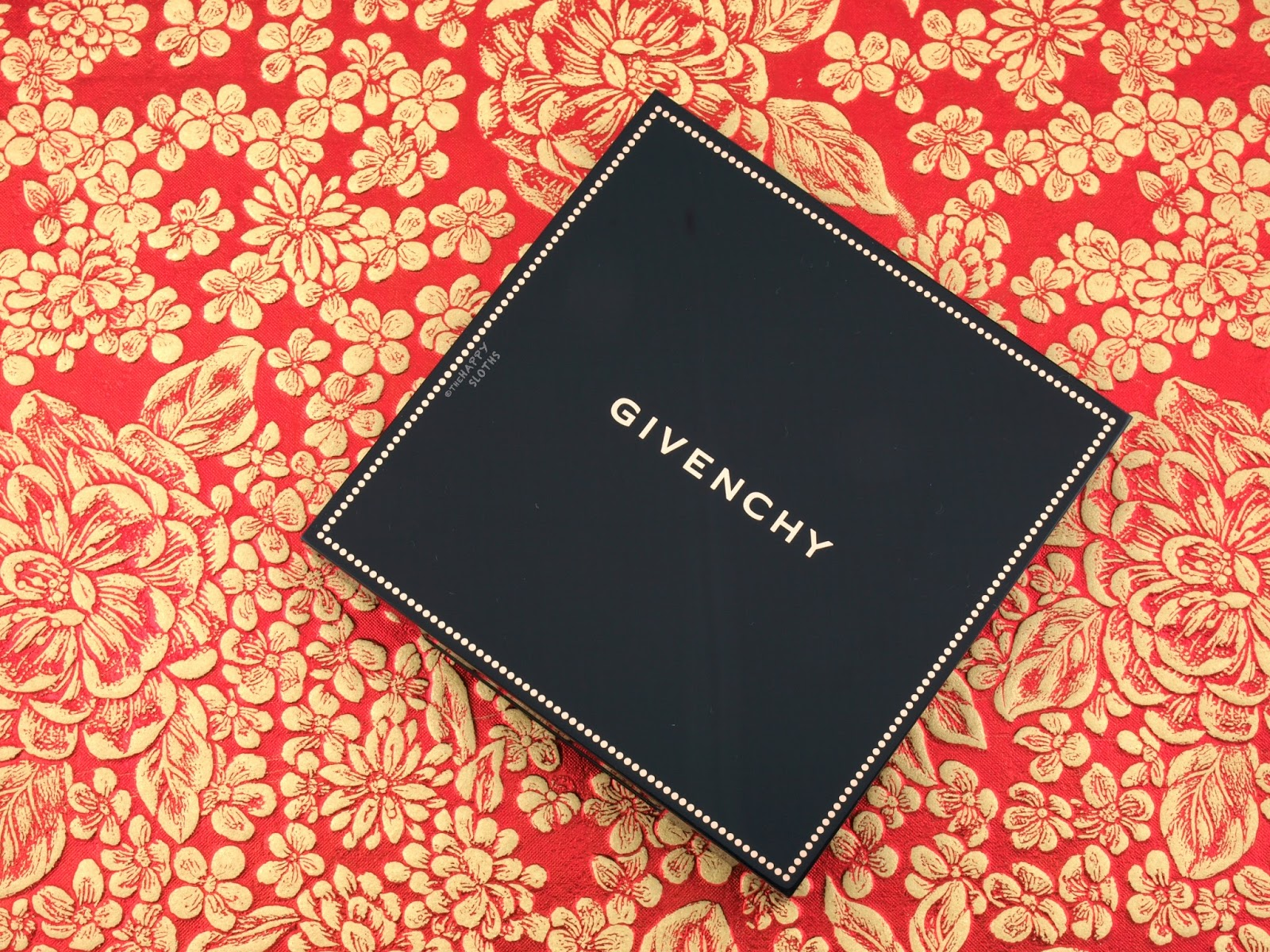 Givenchy Les Saisons 2017 Gypsophila Collection | Healthy Glow Powder: Review and Swatches