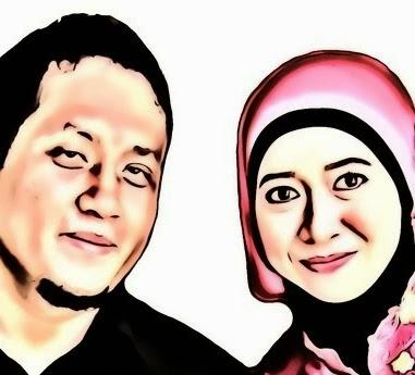 Contoh hasil convert foto dengan cartoonize.net