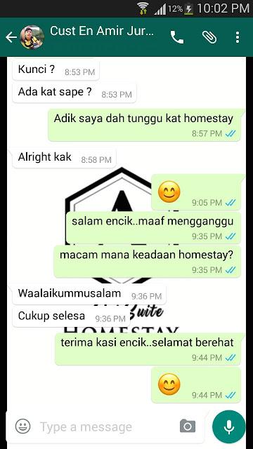 Adni Suite Homestay Seri Manjung || Review - Encik Amir