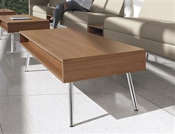 Wind Series Contemporary Coffee Table