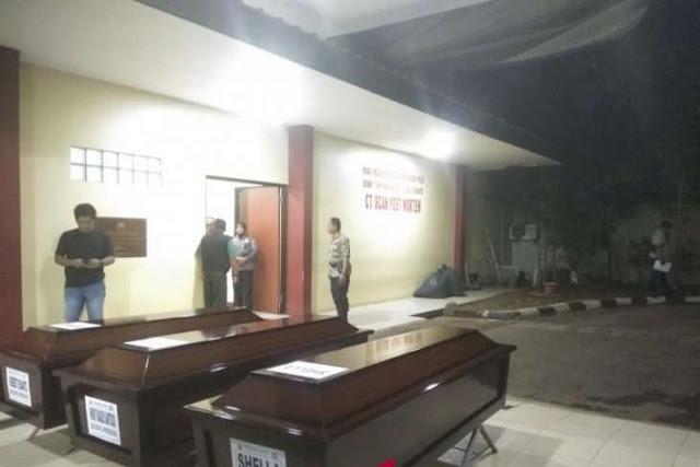 Lagi, Dua Jenazah Korban Lion Air JT 610 Teridentifikasi; Khotijah dan Yudha Gautama