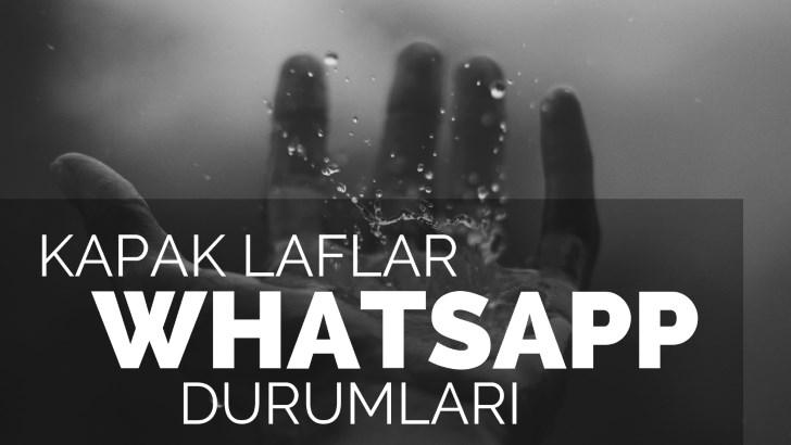 Kapak Olacak Whatsapp Durumları Whatsapp Durumları