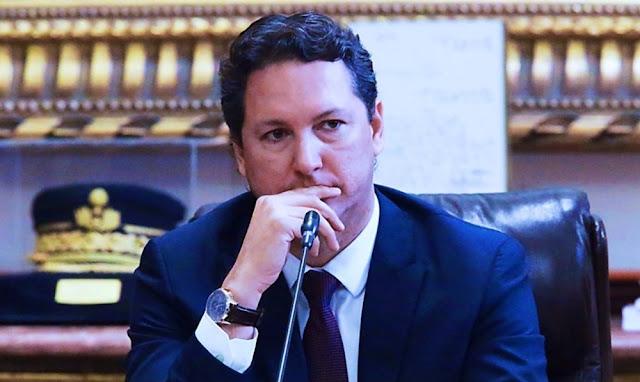 Congresista Daniel Salaverry