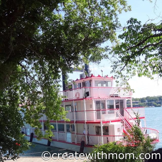 Niagara Belle cruise