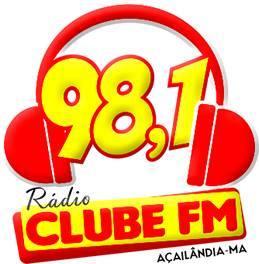 Rádio Clube FM de Açailândia MA ao vivo