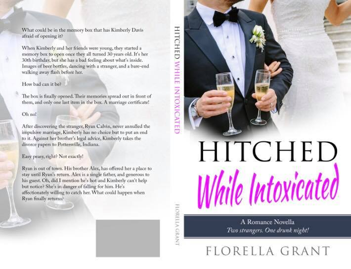 Blog Tour: Hitched While Intoxicated by Florella Grant