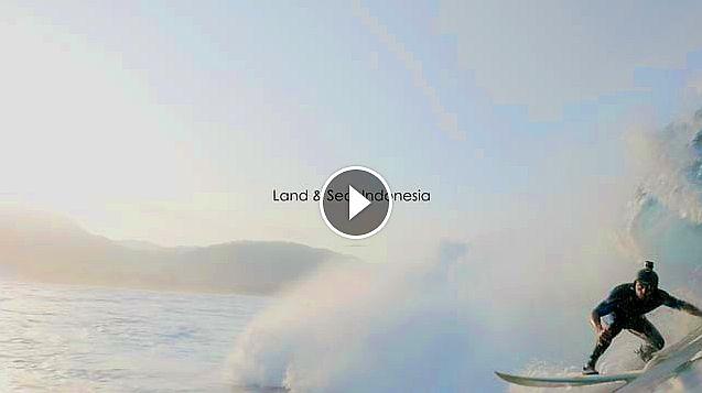 Land Sea Indonesia