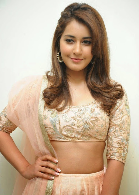 Rashi Khanna in Jill Movie Audio Launch Stills 1 - Rashi Khanna Hottest Navel Images-Sexiest Photo Gallery HD Pictures All in One Collection