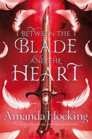 https://www.goodreads.com/book/show/37316008-between-the-blade-and-the-heart