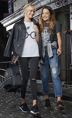 Primark Harry Potter moda colección ropa mujer