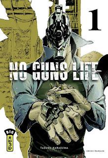 No Guns Life - Tome 1 aux éditions kana