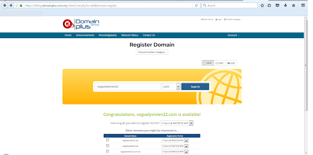 how to personalize your own domain