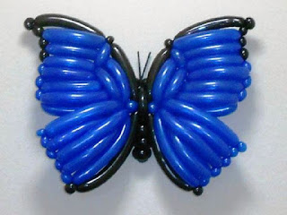 Balon Karakter Butterfly Kupu-kupu Cantik 200161