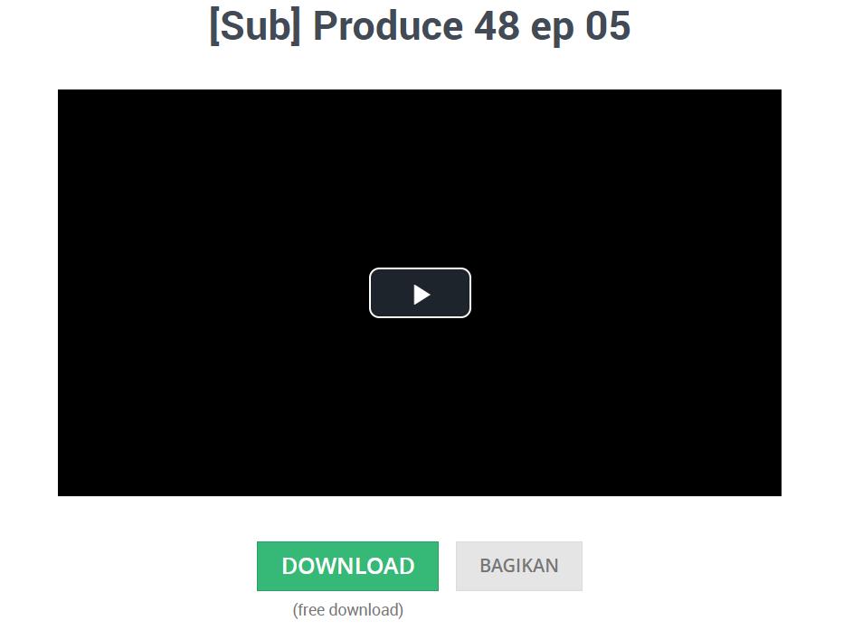 Produce 48 Ep 3 Eng Sub Full
