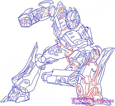 seapriestess: Transformers Coloring Pages Optimus Prime