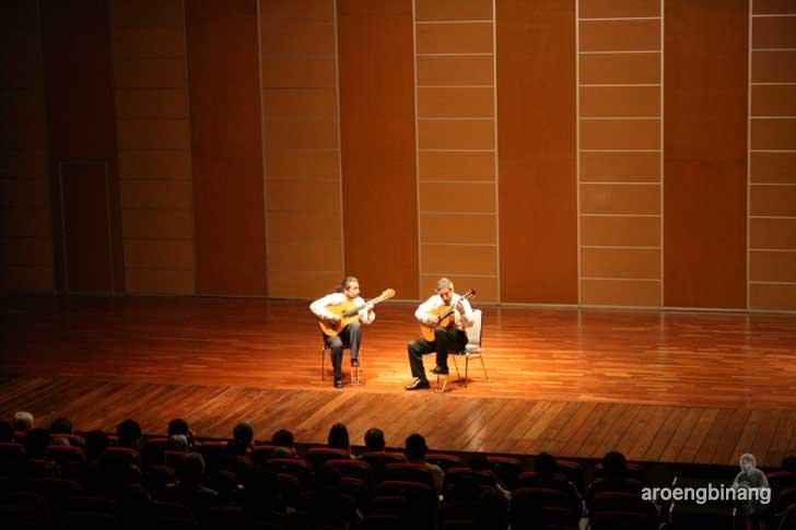 konser assad guitar duo jakarta