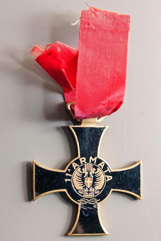 croce 11 undicesima armata mori
