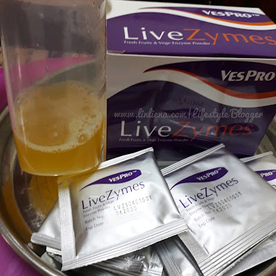 VESPRO LiveZymes Membantu Masalah Penghadaman