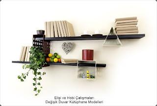 Kütüphane Modelleri  - Dekorasyon  10