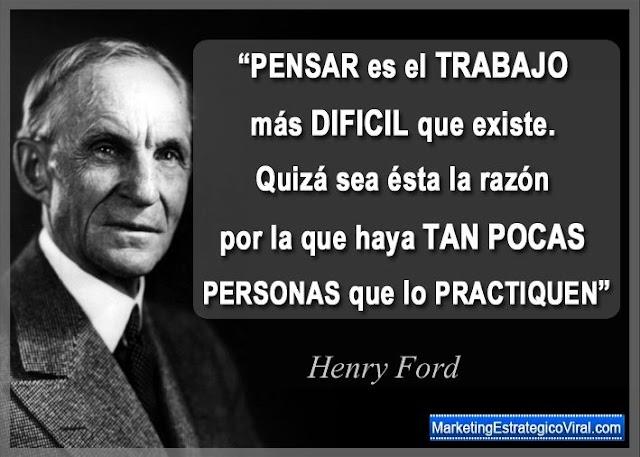 Henry Ford, la lucha invencible de un empresario