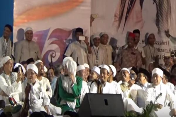 ceramah agama Isro` Mi`roj Nabi Muhammad SAW