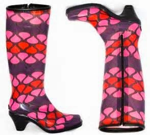Stylish With Hunter Boot Liners