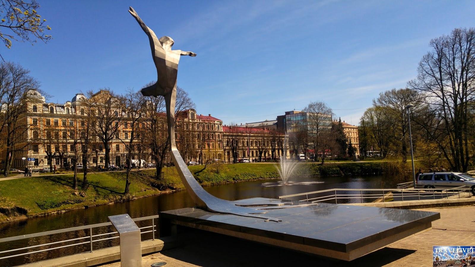 Lettonie Latvia Riga