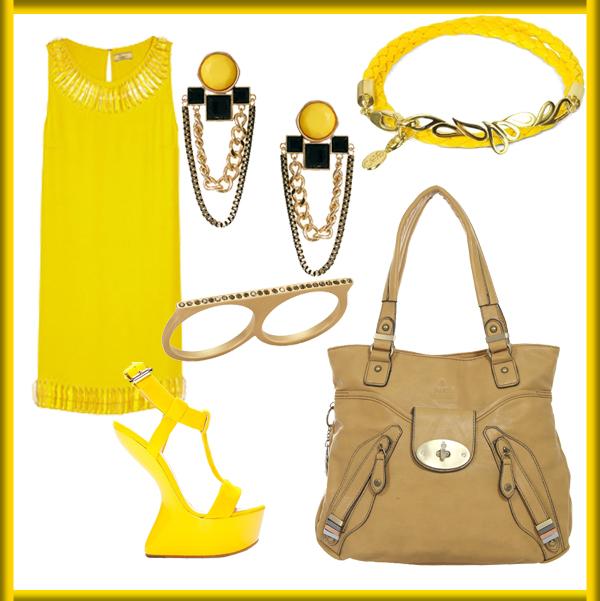 088efc56b Bolsa Alice Palucci - A2H102 - amarelo