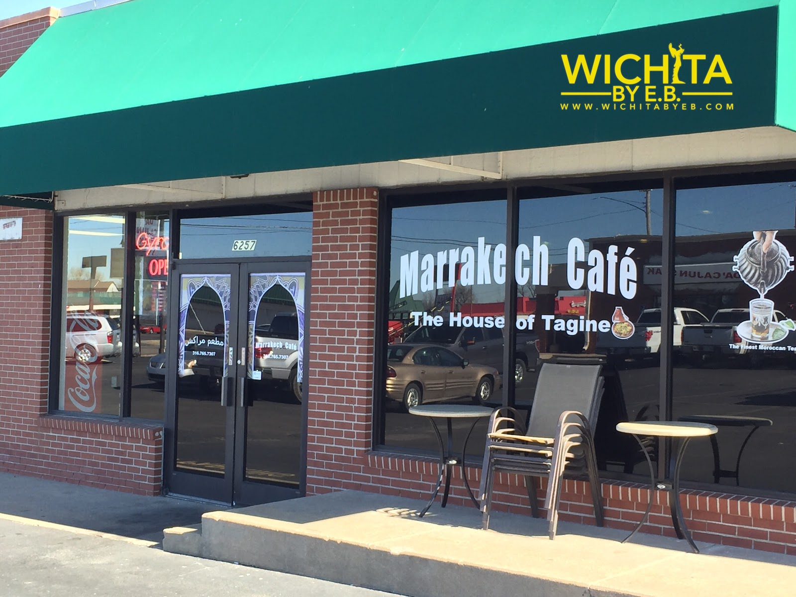 Marrakech Cafe Lunch Buffet Review – Wichita By E.B.