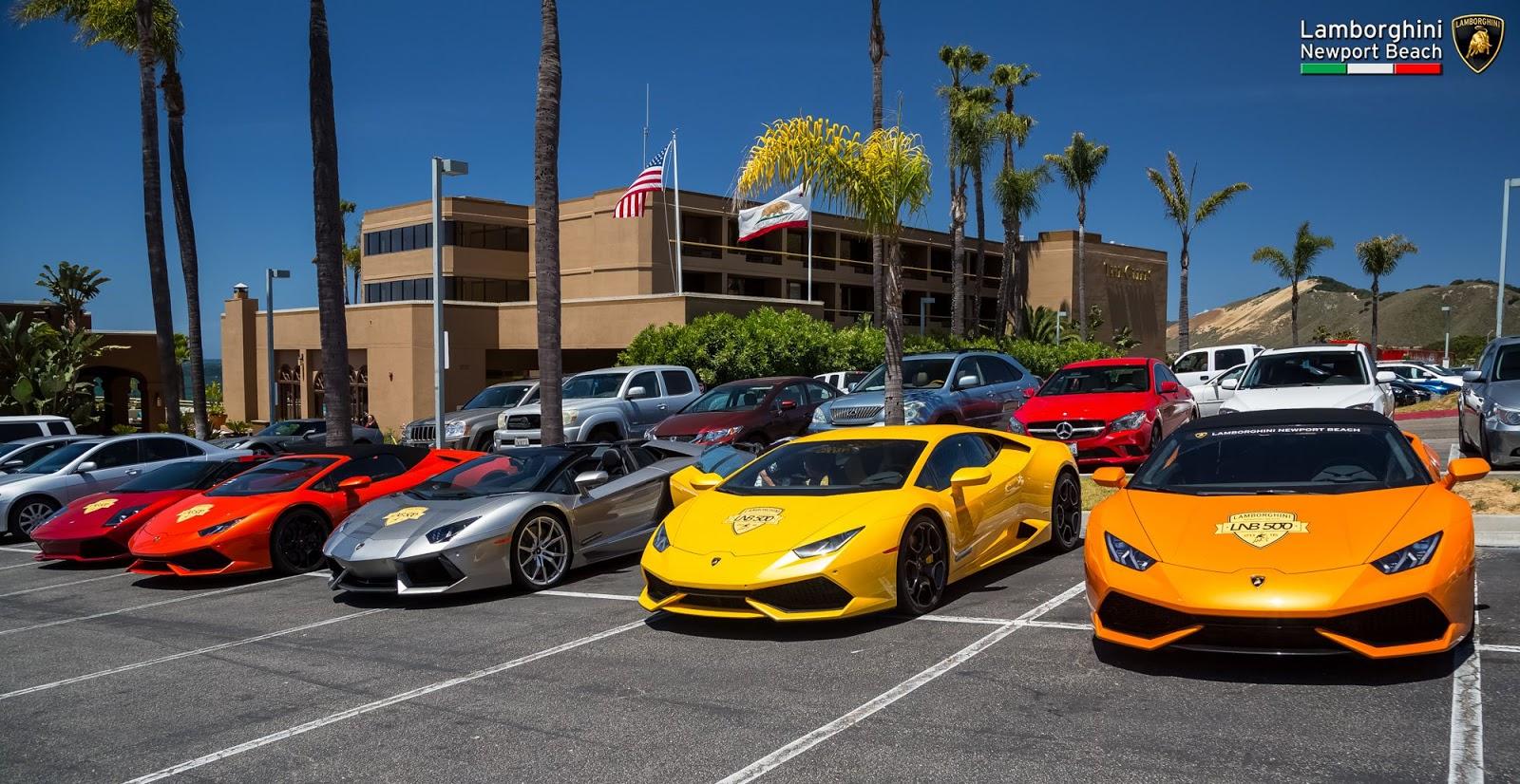 California được mệnh danh là thánh địa siêu xe nóng nhất tại Mỹ