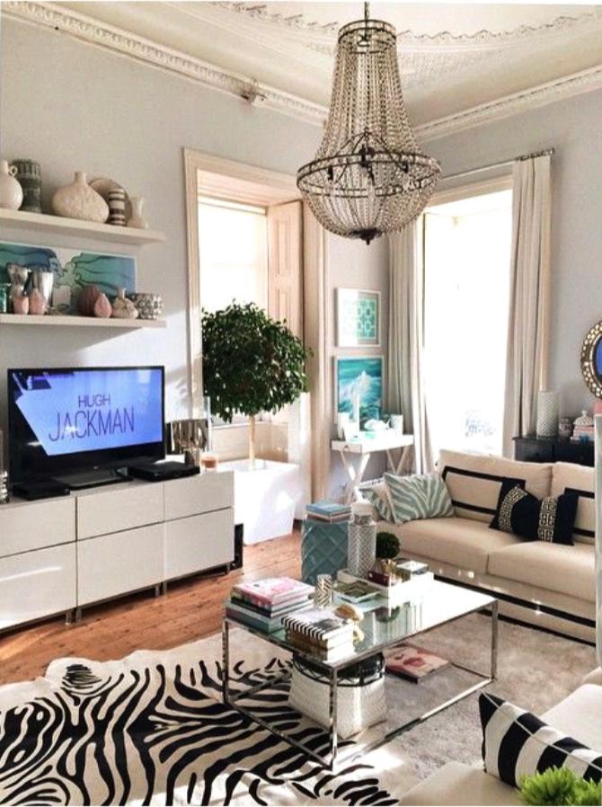 Home styling ana antunes trend alert the zebra rug for Zebra tapete