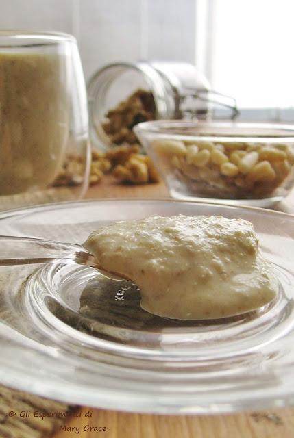 Cucina Ligure, Salsa di Noci