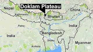 Plateau du Doklam