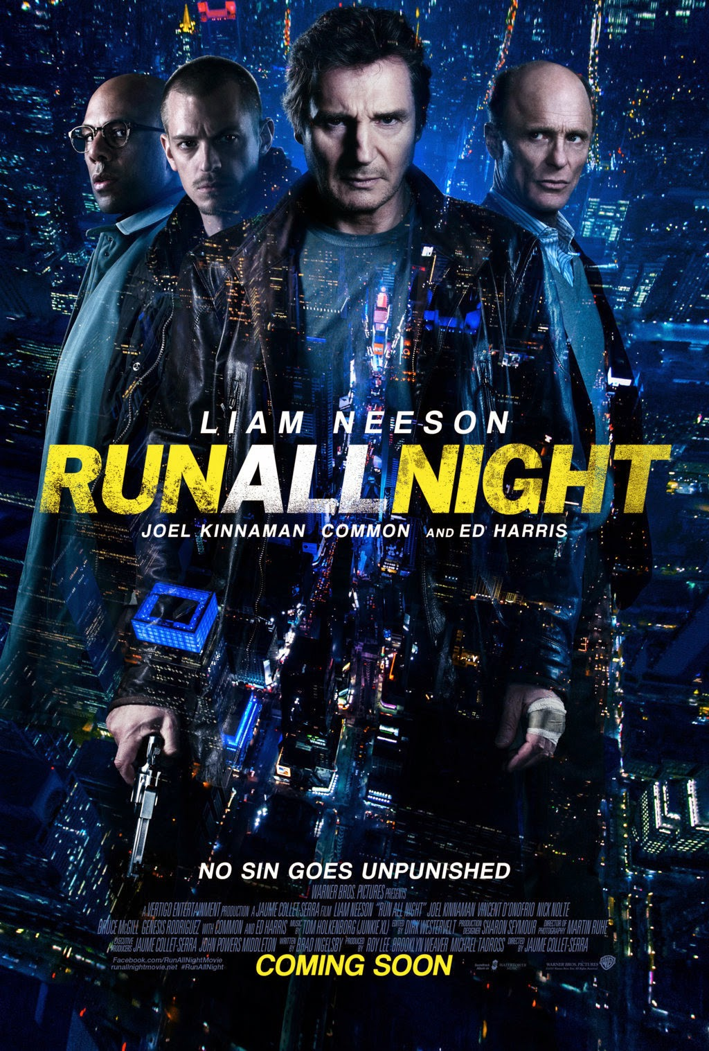 Run All Night 2015 - Full (HD)