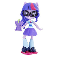 My Little Pony Equestria Girls Minis Twilight Sparkle Theme Park Collection Single Figure