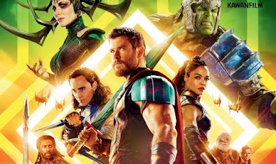 Download Film Thor 3: Ragnarok (2017) Subtitle Indonesia