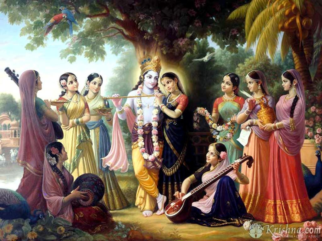 INDIAN MUSIC: Lord Radha Krishan Wallpapers