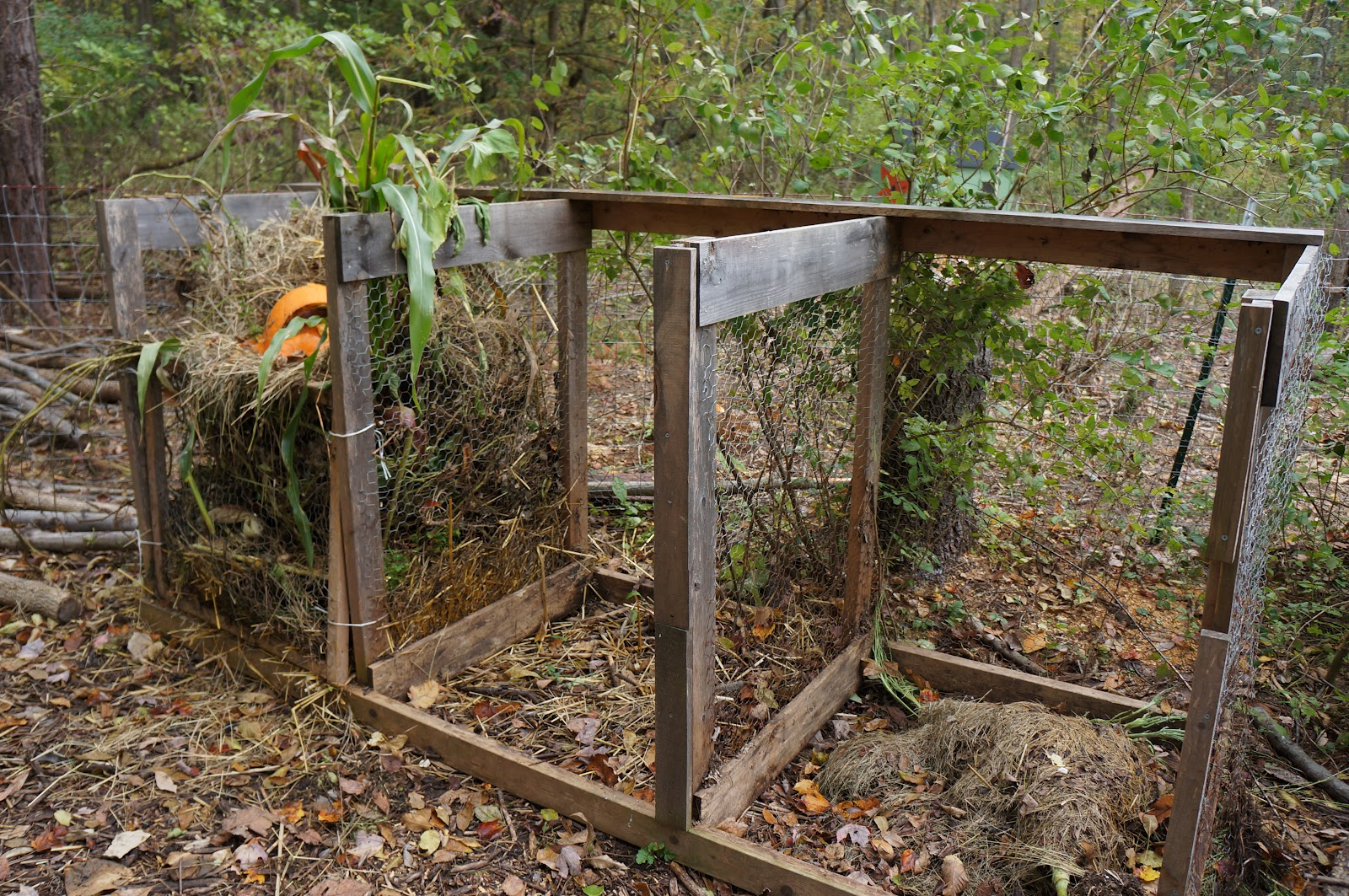 The Backyard Farming Connection: Simple Composting