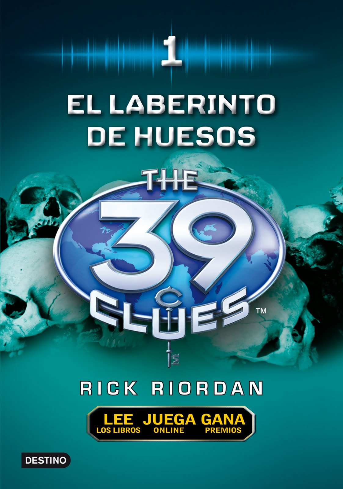 Laberinto De Huesos – Rick Riordan