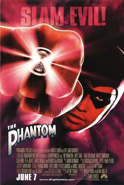 Poster Of The Phantom 1996 Hindi 720p BRRip Dual Audio Full Movie Download